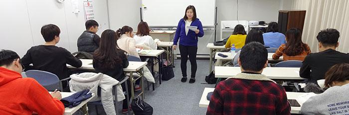 学習時間午後クラス